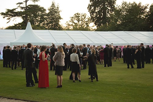 Guests at Farleigh House