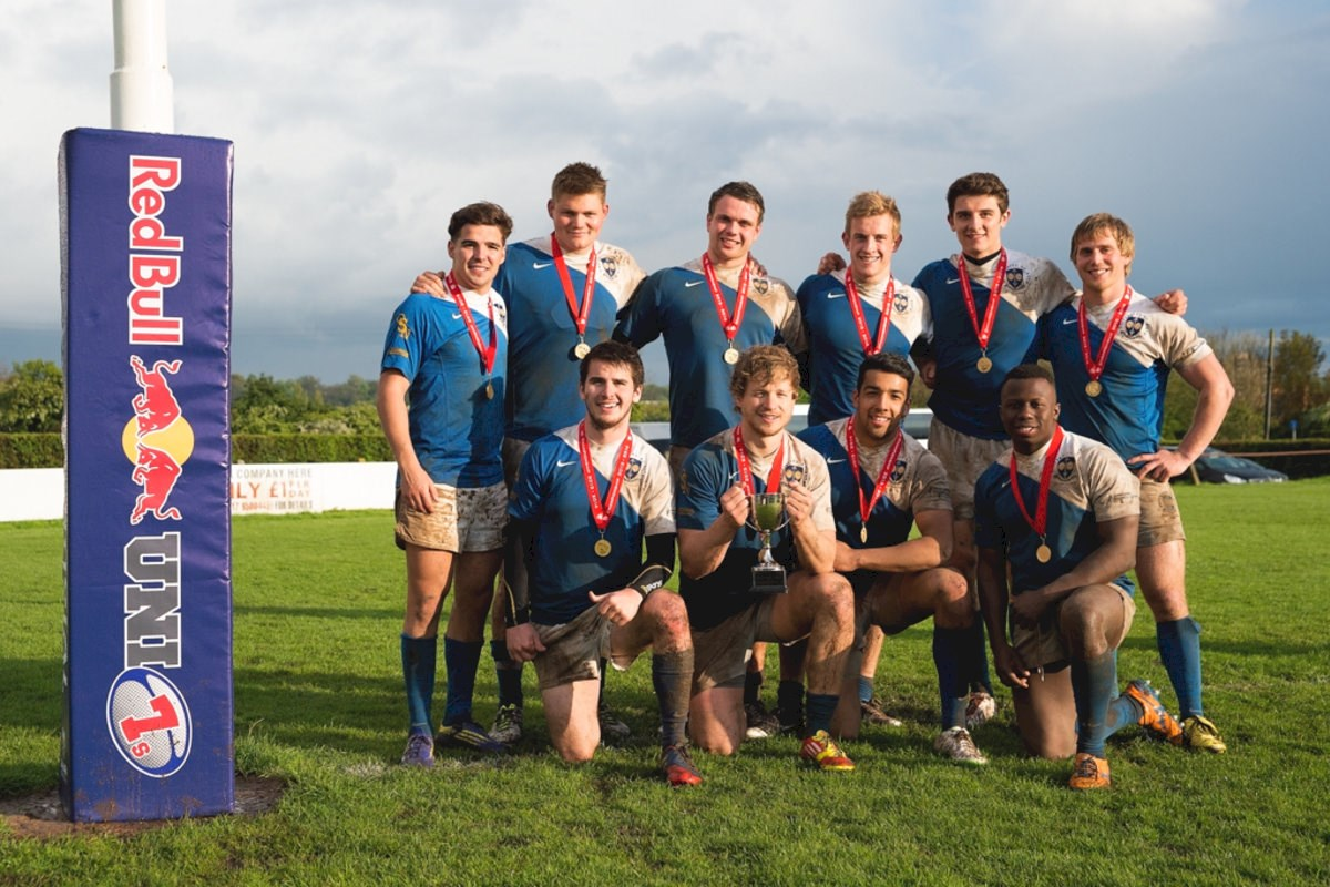 University of Bath - winners of Red Bull Uni 7s 2014