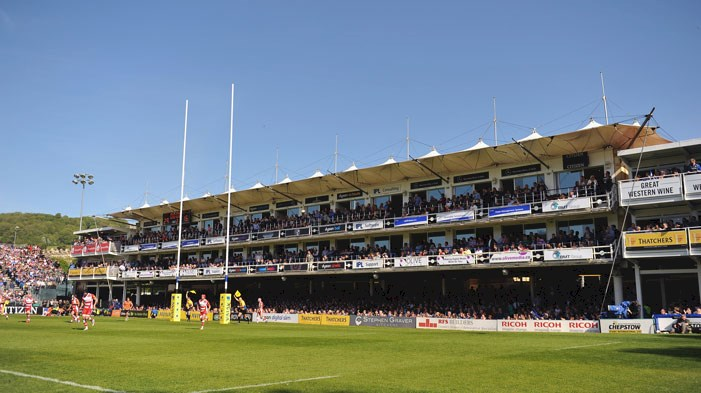 Bath Rugby Hospitality now available