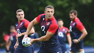 Burgess and Watson start for England
