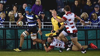 Zach Mercer named in England U20 EPS