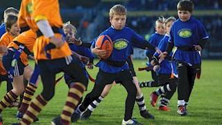 Jaffa become Bath Rugby's Official Community Partner with launch of Healthy Living programme