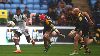 Bath Rugby lose out to will of the Wasps