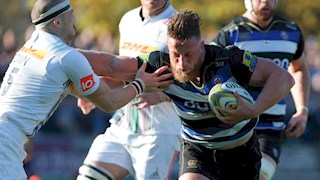 Halloween heartbreak for Bath Rugby against Harlequins
