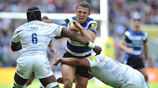 Bath Rugby confirm Burgess has left the Club