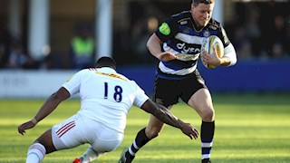 Priestland to make first start for Bath Rugby