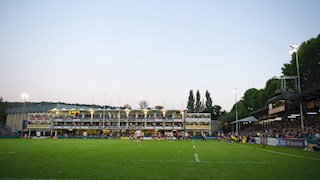 Hospitality at Bath Rugby