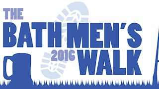 Men's Walk is back for 2016!