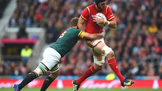Charteris excited about joining ambitious Bath Rugby