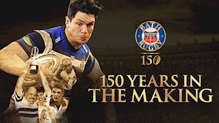 'Celebrating 150 years of Bath Rugby' exhibition to open on 2nd April