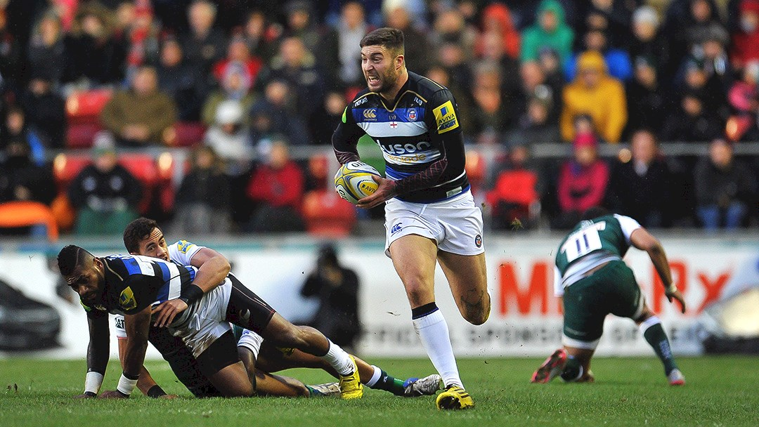 Frustration for Bath Rugby at Welford Road