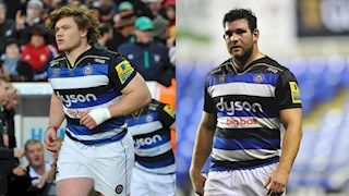 Auterac and Catt commit to Bath Rugby