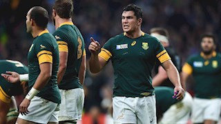 Louw selected for Springbok's summer Tests