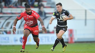 Courageous Bath Rugby denied at the death in Toulon
