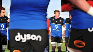 Bath Rugby unchanged for Dublin trip