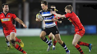 Atkins added to England U20 Elite Player Squad