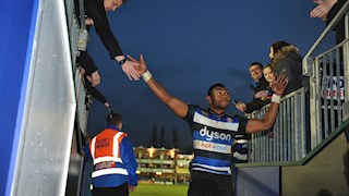 """No hesitation"" for Rokoduguni in staying at Bath Rugby"
