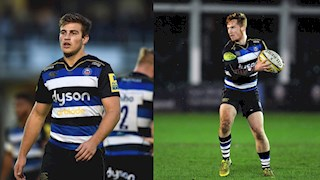 Academy duo join Jersey on loan