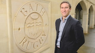 Tarquin McDonald becomes trustee of Bath Rugby Foundation