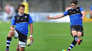 Academy duo go head-to-head in U20 Six Nations