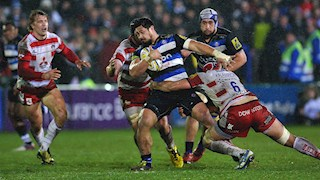 Gloucester take derby spoils at the Rec