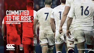 England Rugby jersey available at Club Shop