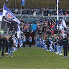 Be the flag bearer at Bath Rugby v Newcastle Falcons