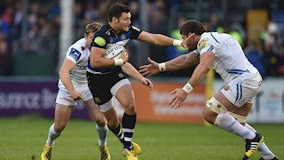Williams agrees contract extension with Bath Rugby