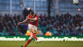 Priestland named in Wales squad for trip to Twickenham