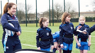 Bath Rugby Community celebrates International Women's Day