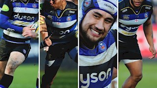 Round 15: Bath Rugby score well in stats