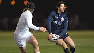 Hastings returns for Scotland U20