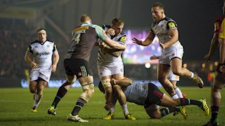 Bath Rugby leave comeback too late at the Stoop