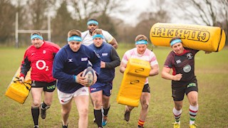 Bell encourages Bath men to Move Like a Pro
