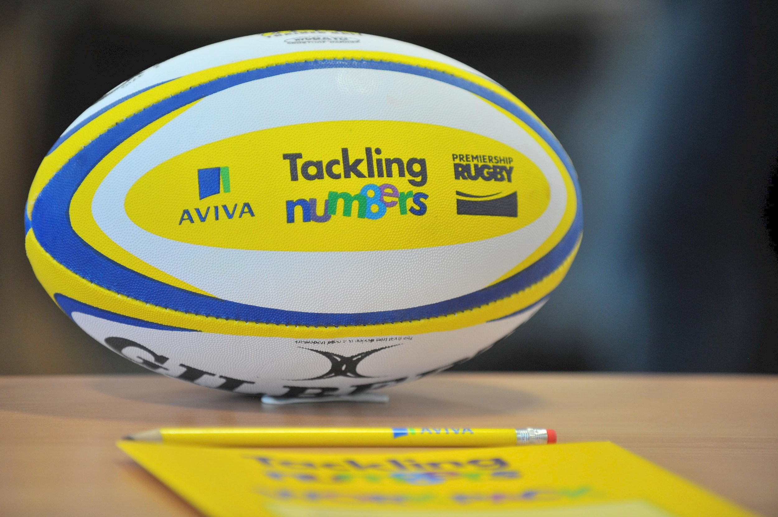 Aviva Tackling Numbers continues to go from strength-to-strength!