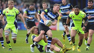 Bath Rugby bite back against Sharks