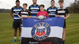 Bath Rugby and Dyson launch new U14s 7s tournament