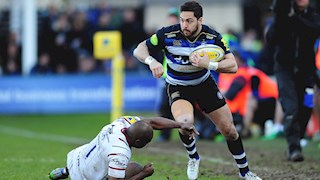 Bath Rugby confirm Agulla exit at end of season