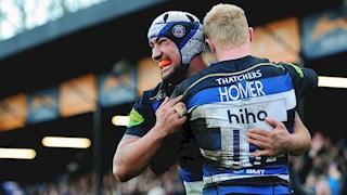 Bath Rugby raise glass to renewed partnership with Thatchers