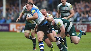 Bath Rugby tame Tigers in season finale