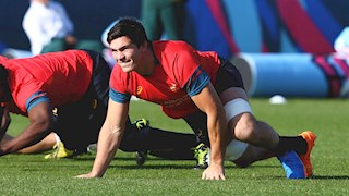 Cape Town homecoming for Louw against Ireland