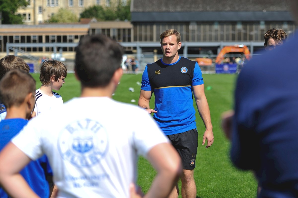 Summer Rugby Camps - get involved!