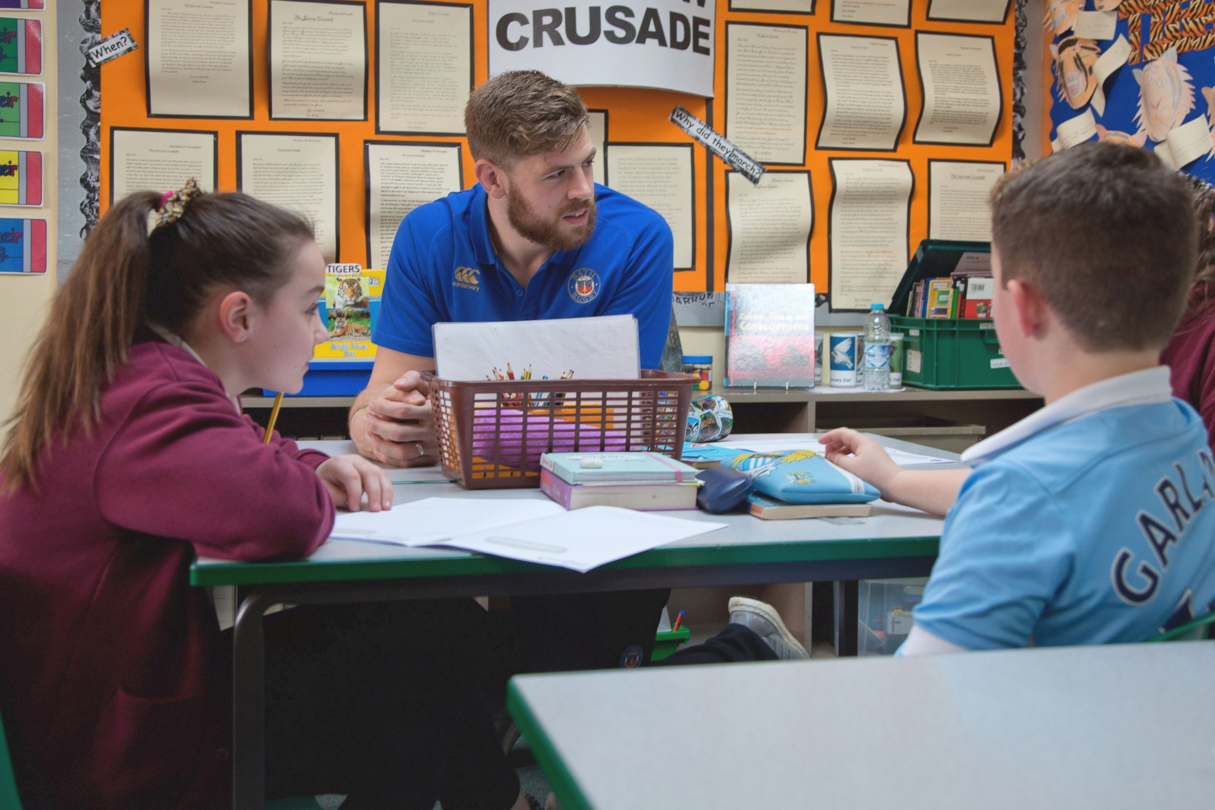 Bath Rugby Foundation 150 word writing competition winners announced!