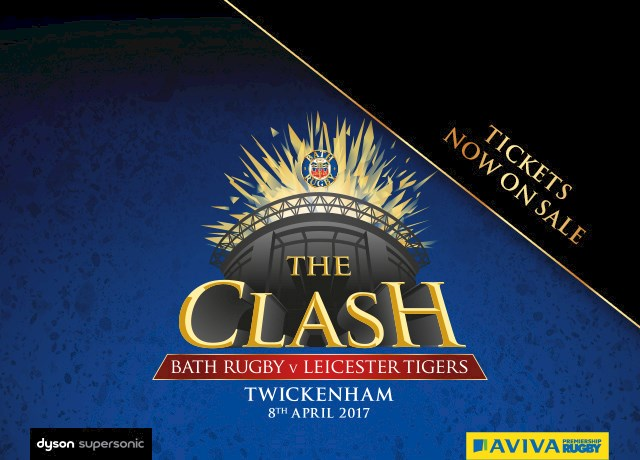 Tickets to The Clash are now on general sale