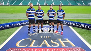 Bath Rugby launch exciting plans for annual fixture in London over next five years