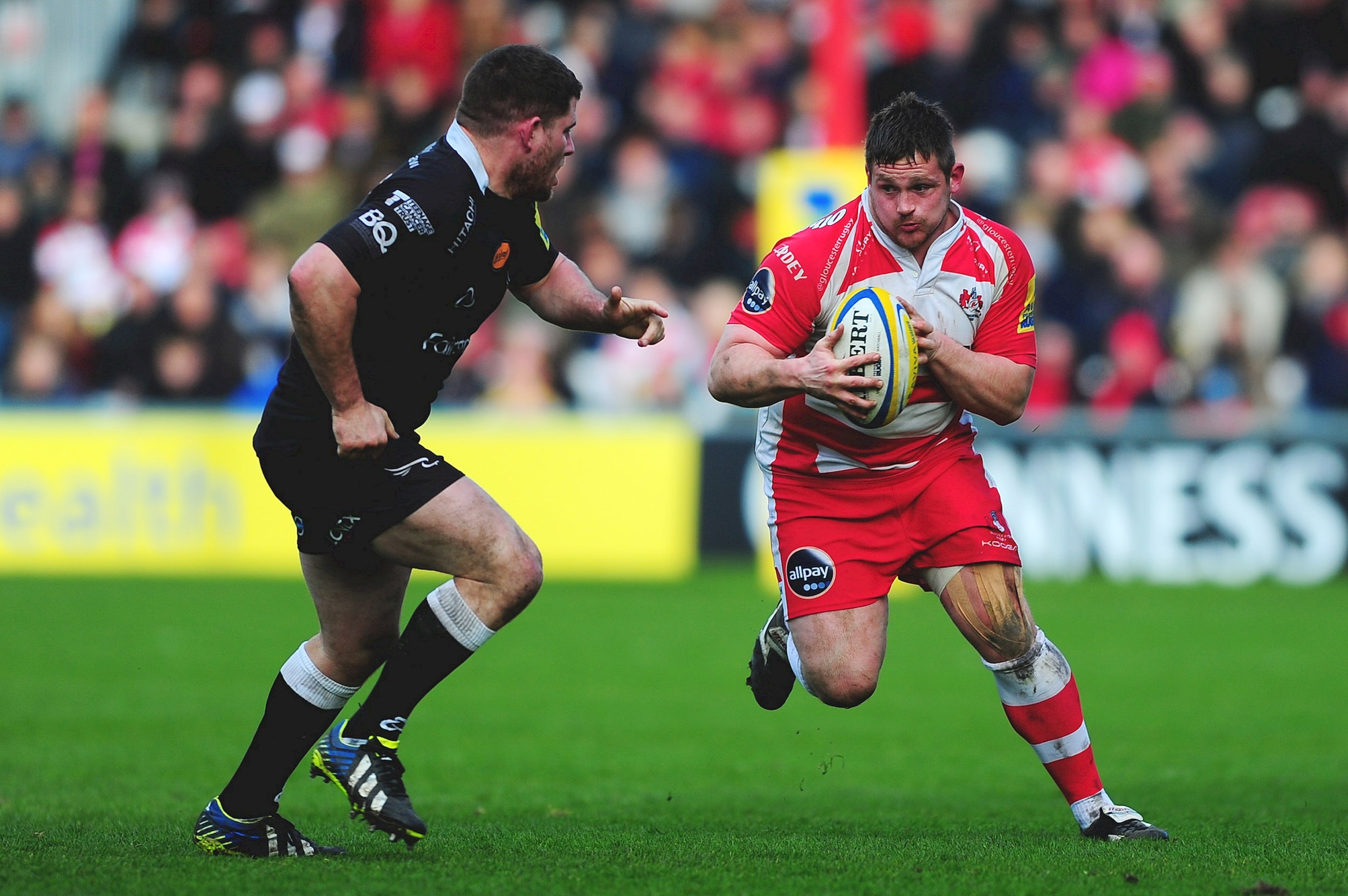 Tighthead Knight joins Bath Rugby