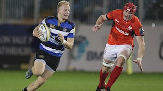 Bath United fall just short to Saracens Storm