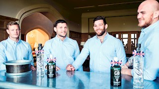 Chase Distillery Partner with Bath Rugby