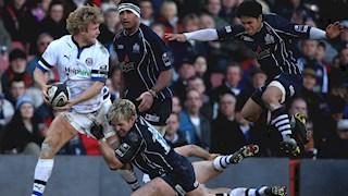 Bath Rugby v Bristol Rugby - a derby seven years in the making