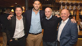 Bath Rugby hosts Shirt Sponsors' Dinner 2016